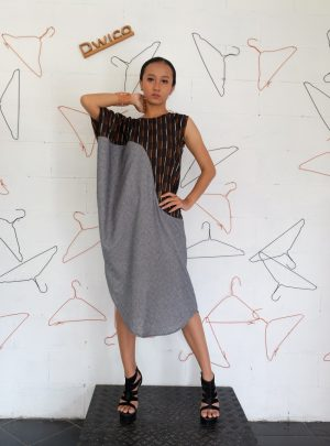 Dress Strip Grey