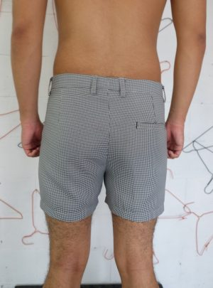 Short Pants Grey texture