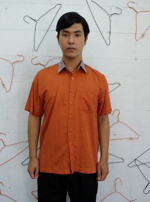 Short Shirt Orange